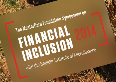 SoFI 2014 – The MasterCard Foundation